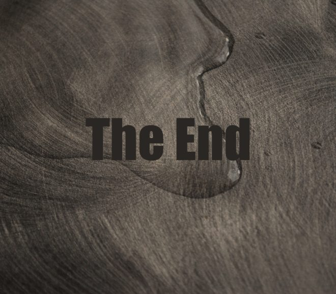The End — Microfiction
